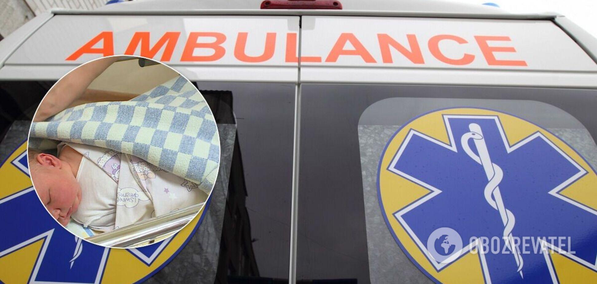 У Запоріжжі 9-місячна дівчинка отримала опіки обличчя: загорілася розетка у ліжечка