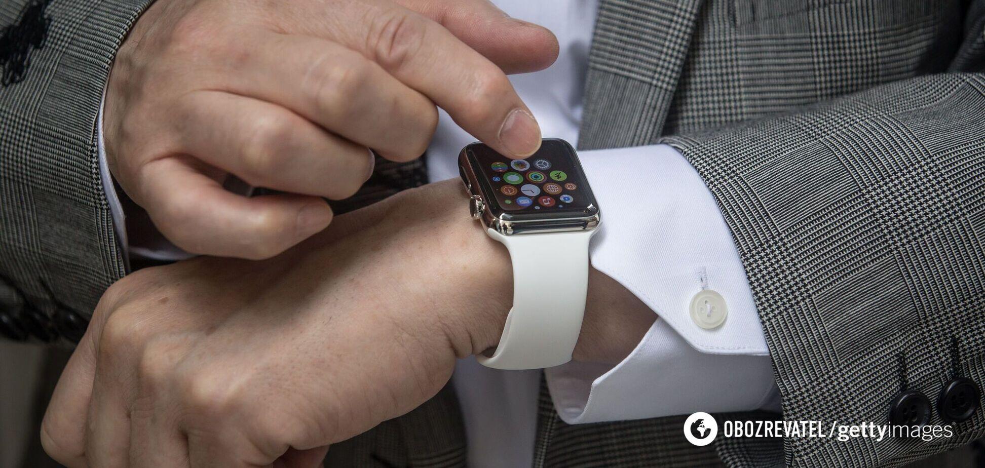 Apple готовится изменить смарт-часы: появились патенты