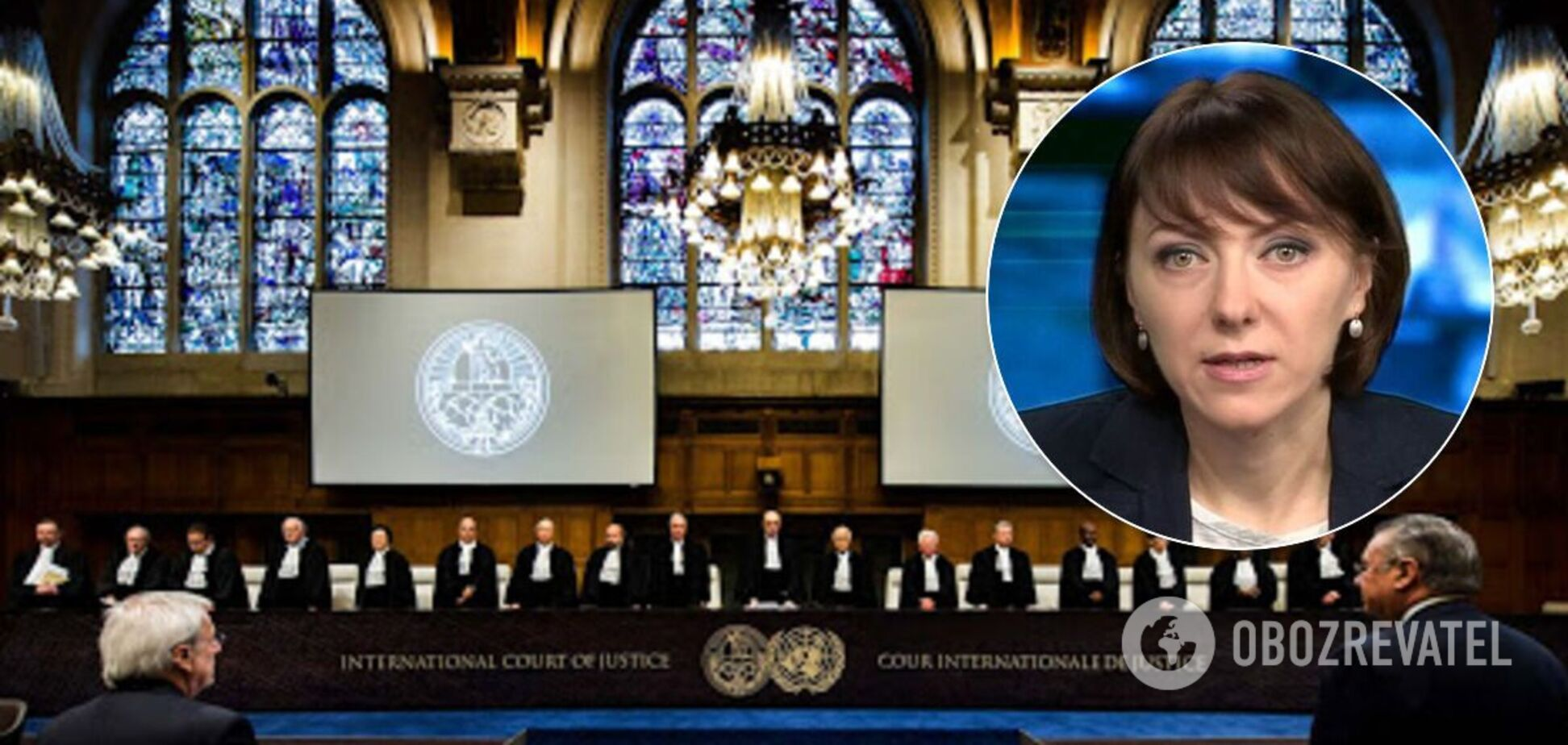 Анна Маляр розповіла, що упустила Україна в справі проти РФ
