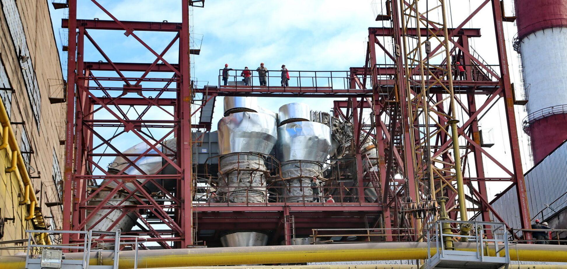 У Маріуполі завершилася реконструкція газоочисних споруд аглофабрики ММК імені Ілліча
