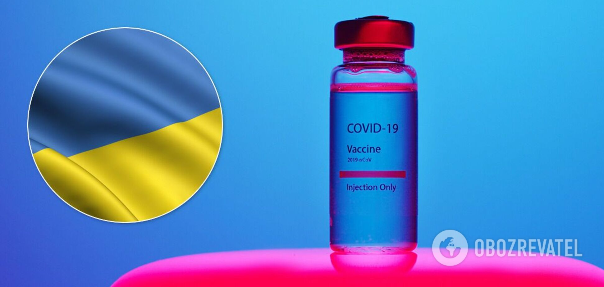 Вакцинация противCOVID-19 в Украине