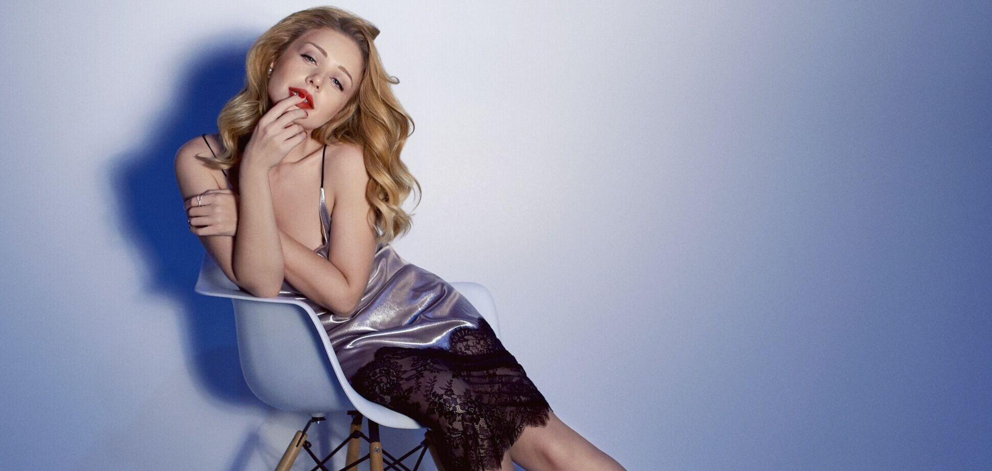 Кароль снялась обнаженной для обложки своего альбома. Фото
