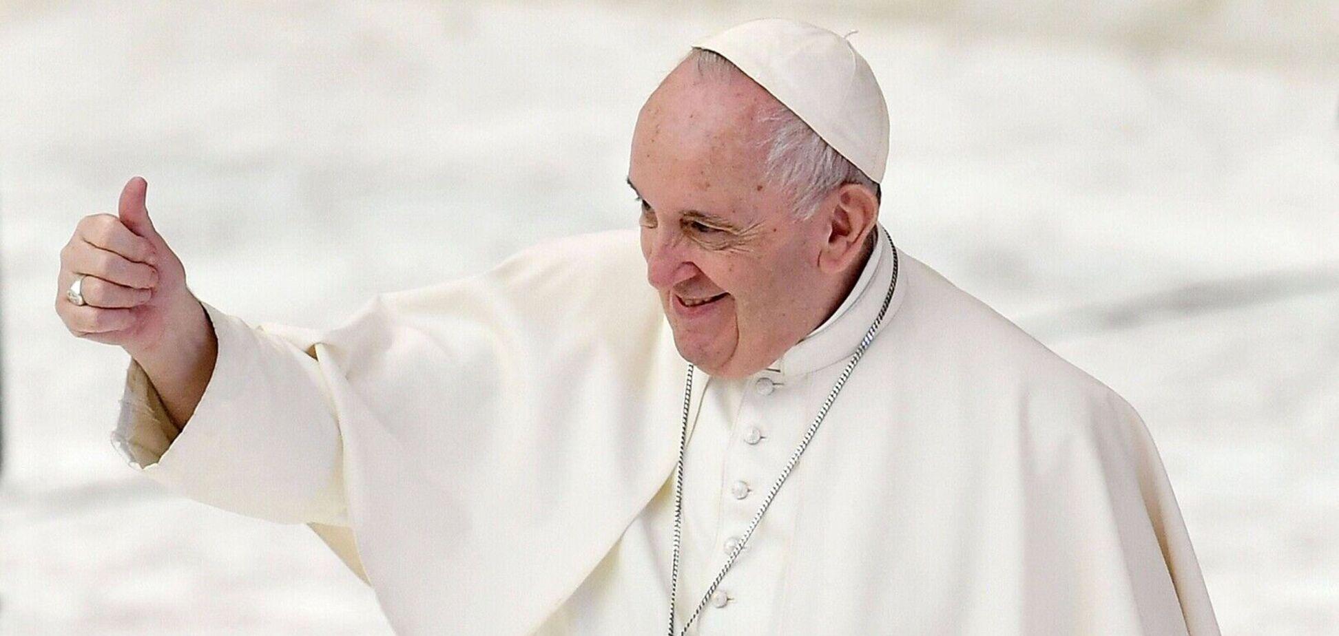 Папа Римский снимется в документальном фильме от Netflix: о чем кинолента