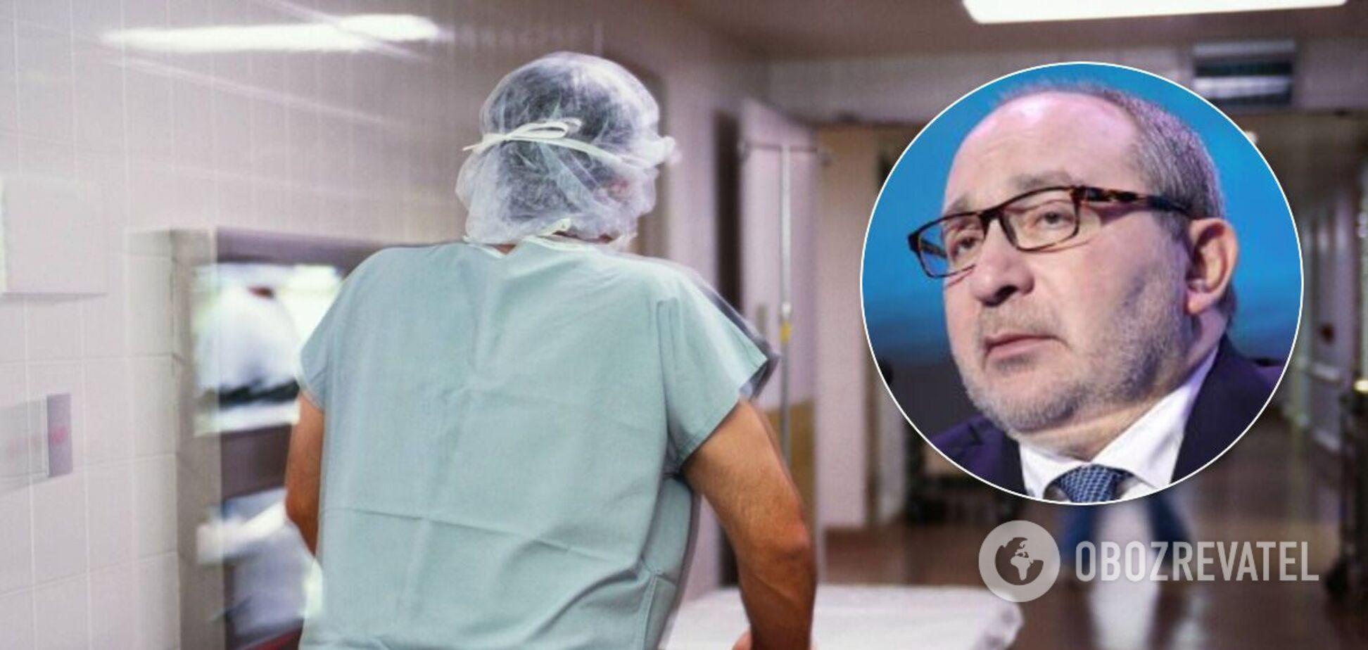 З'явилися подробиці останніх днів життя Кернеса: лікарі сподівалися на диво
