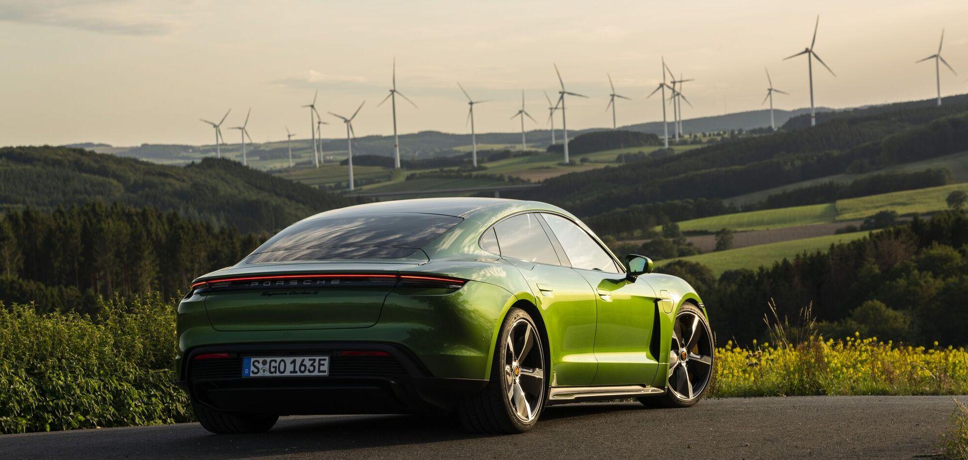 Porsche и Siemens Energy работают над созданием синтетических видов топлива
