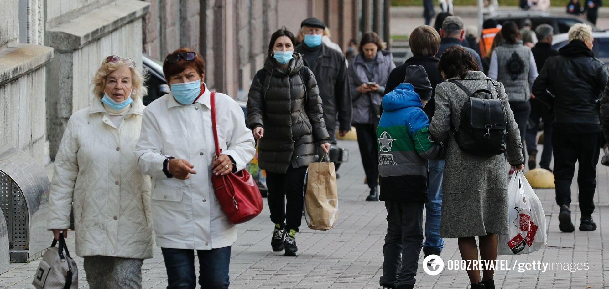 Пандемія COVID-19 в Україні