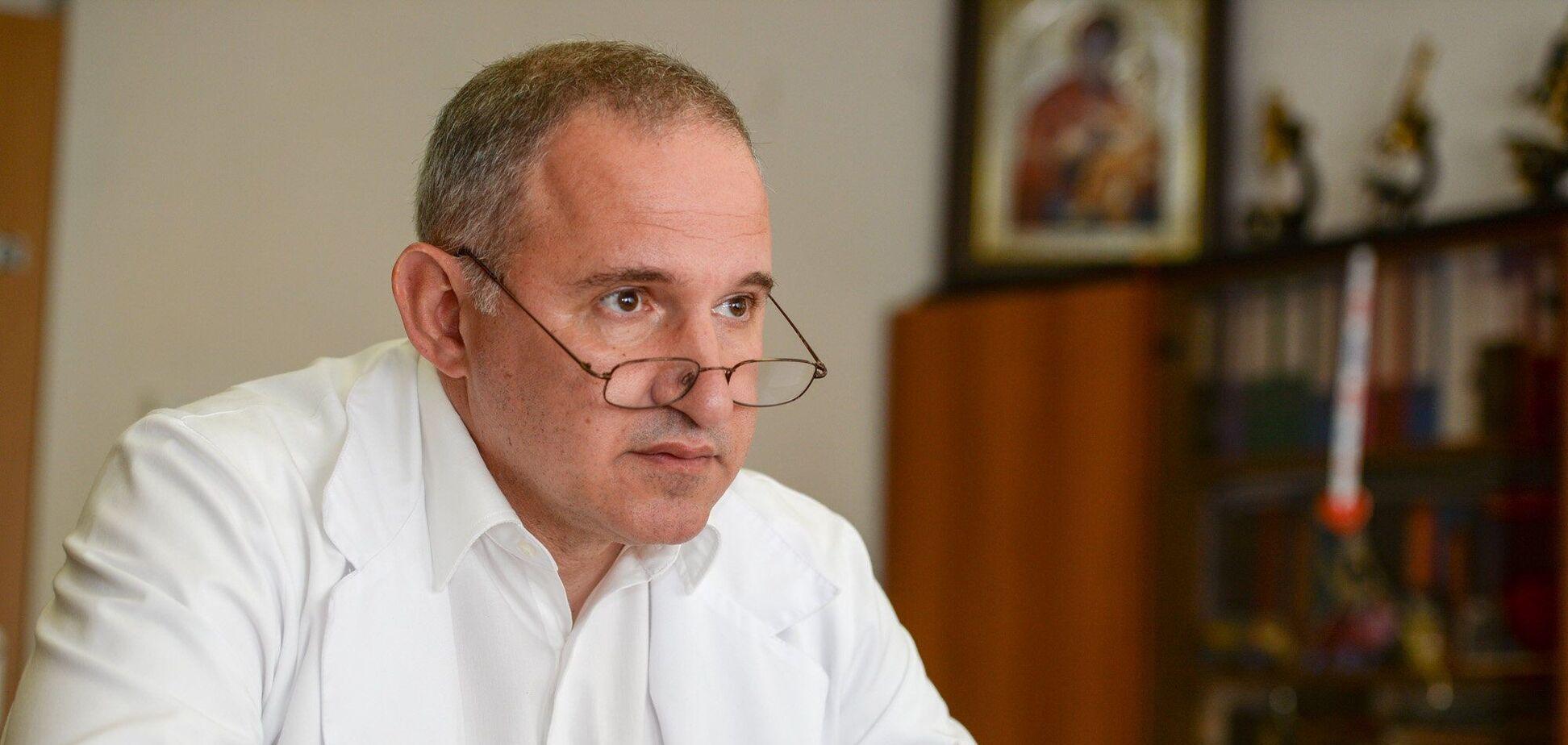 Директор Інституту серця Борис Тодуров