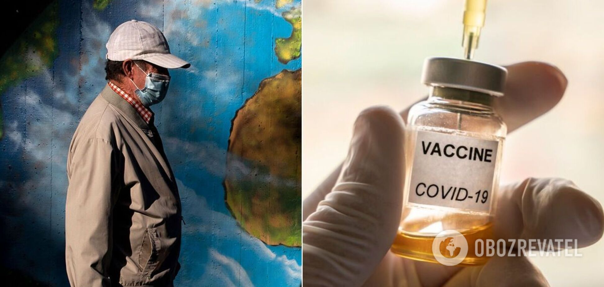Вакцини проти коронавірусу