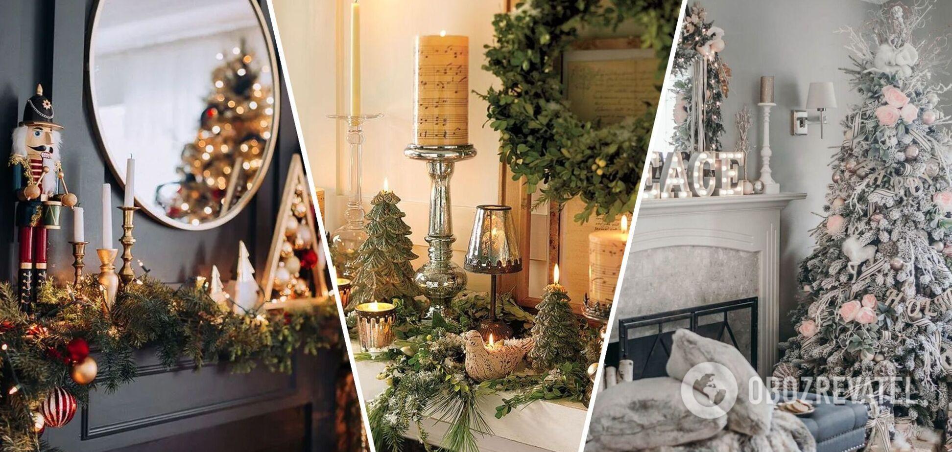 Як прикрасити інтер'єр до Нового року: лайфхаки від декоратора