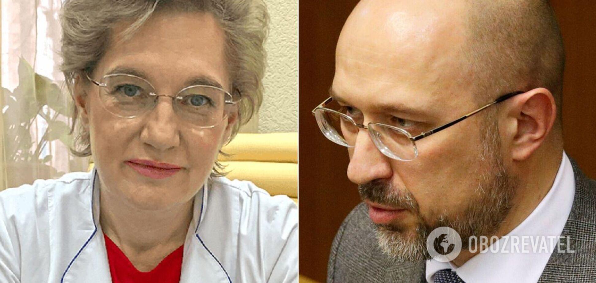 Голубовская заявила, что в Польше украинским врачам не нужно подтверждать диплом: Шмыгаль прояснил ситуацию