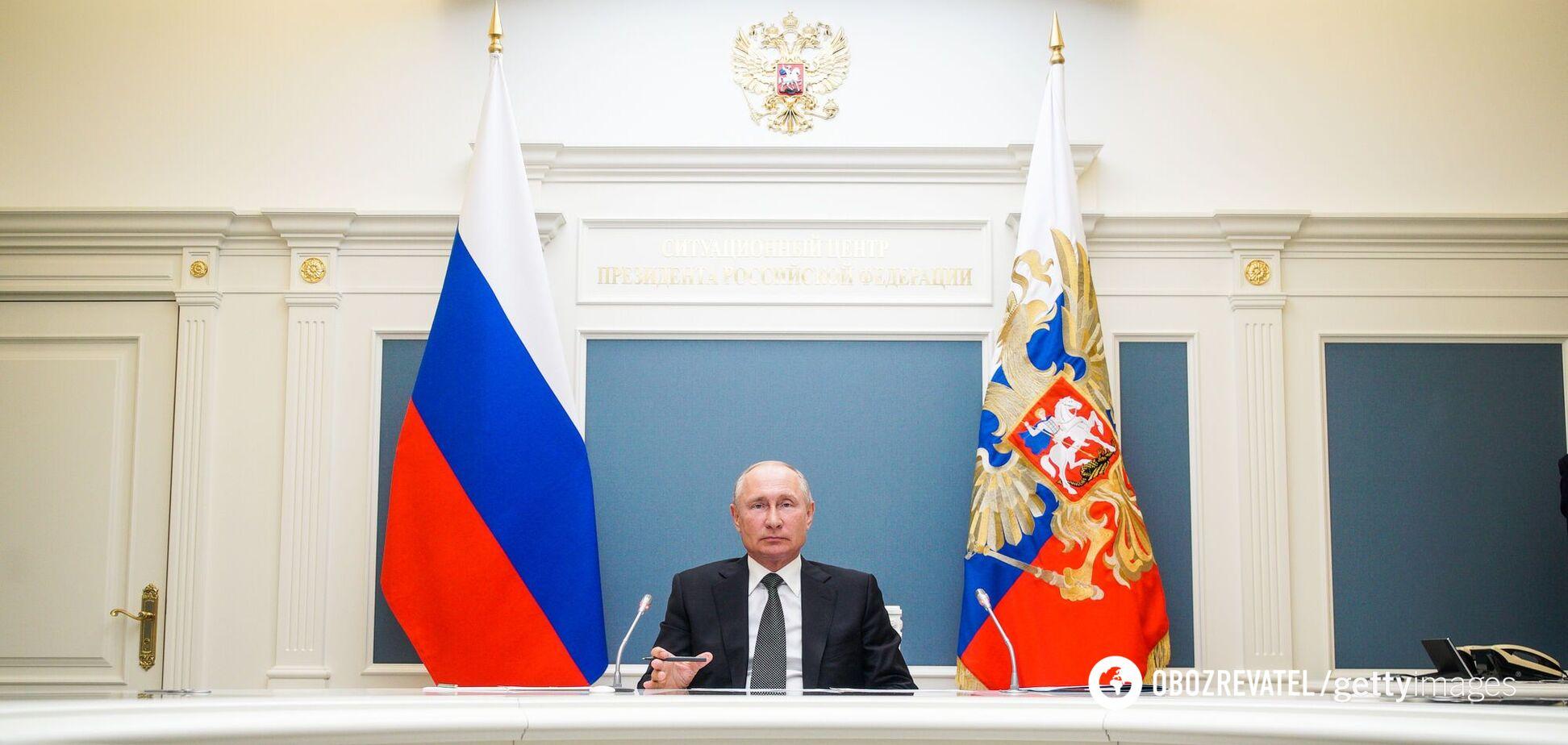 Володимир Путін кілька місяців не з'являється на публіці, чим провокує чутки про свою хворобу