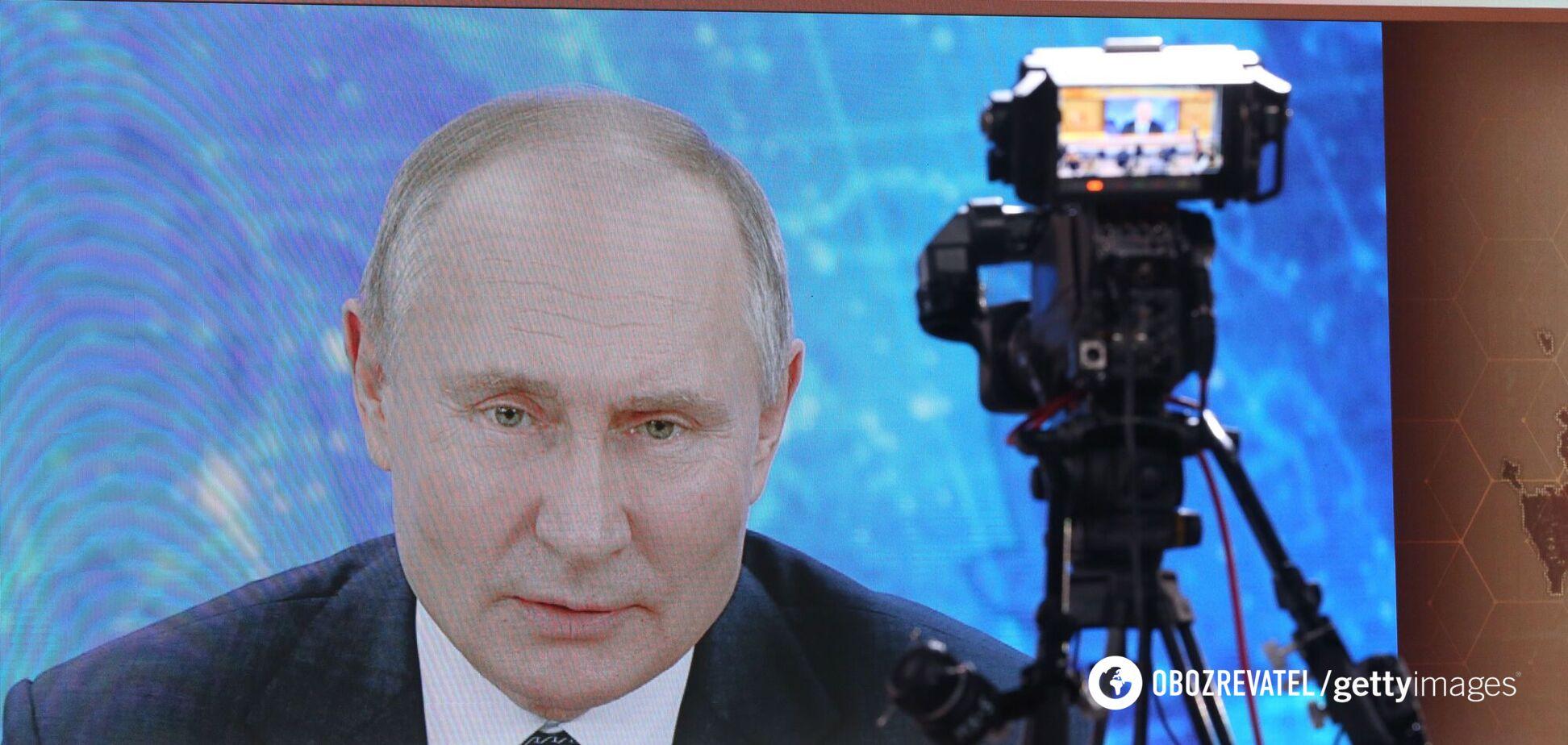 Путин рассказал, как ему нравятся Минские соглашения: не настораживает?
