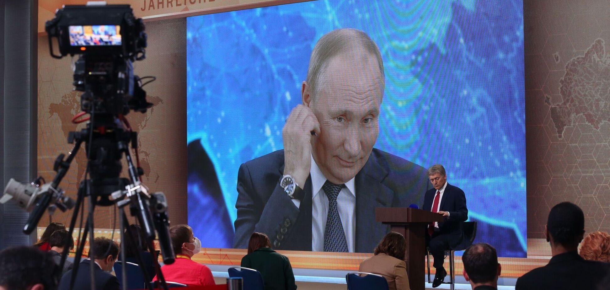 Президент Росії Володимир Путін уже понад 20 років перебуває при владі