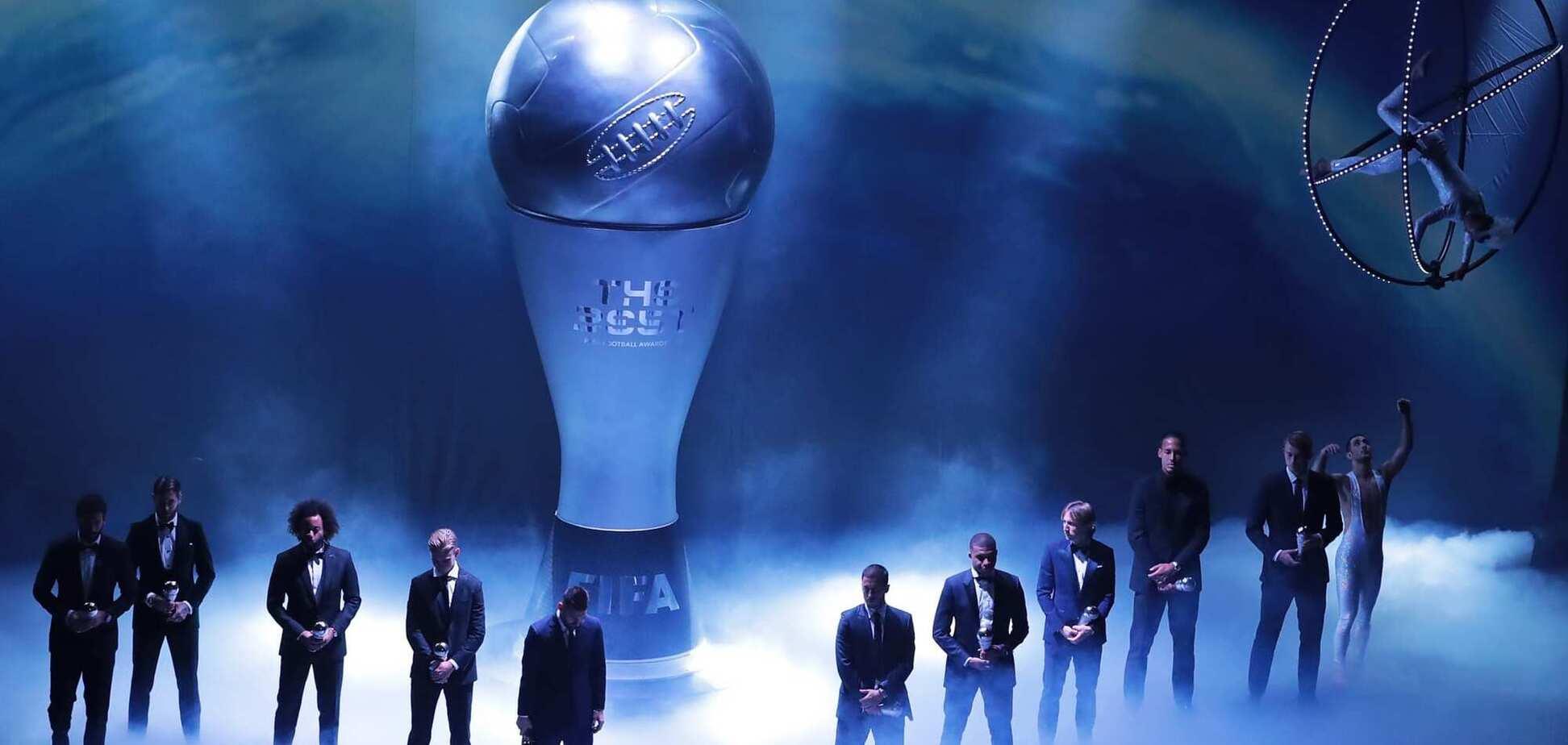 Символическая сборная года