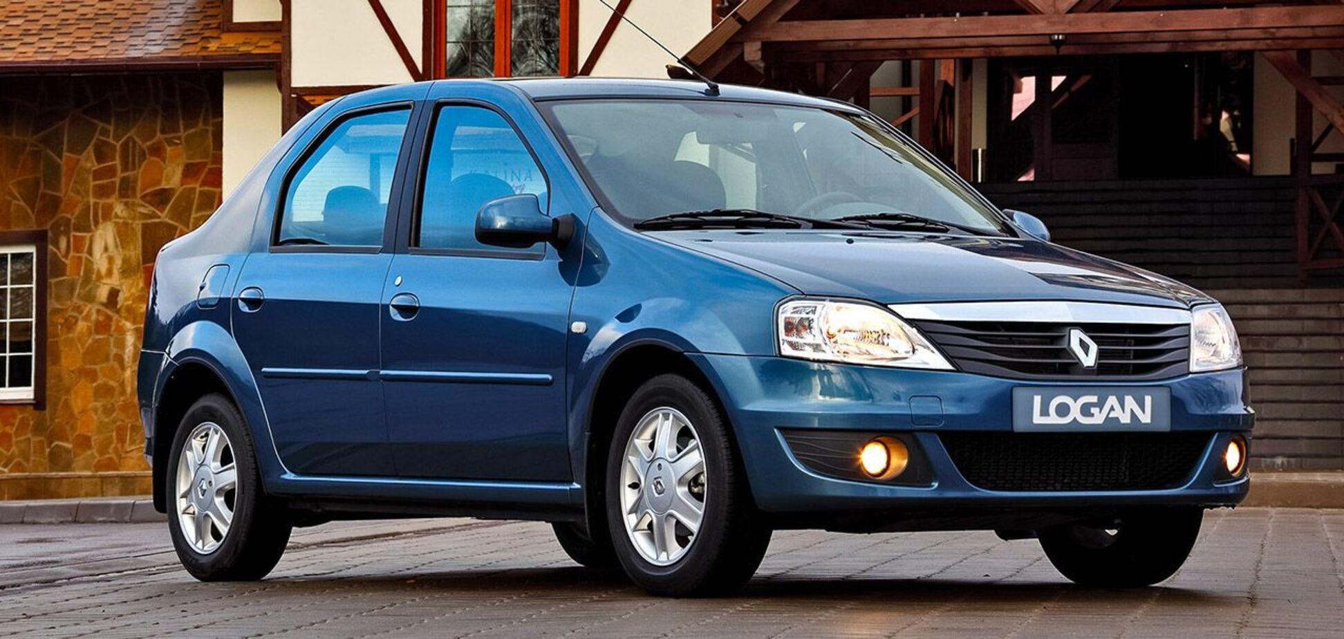 Renault Logan – автомобіль-довгожитель