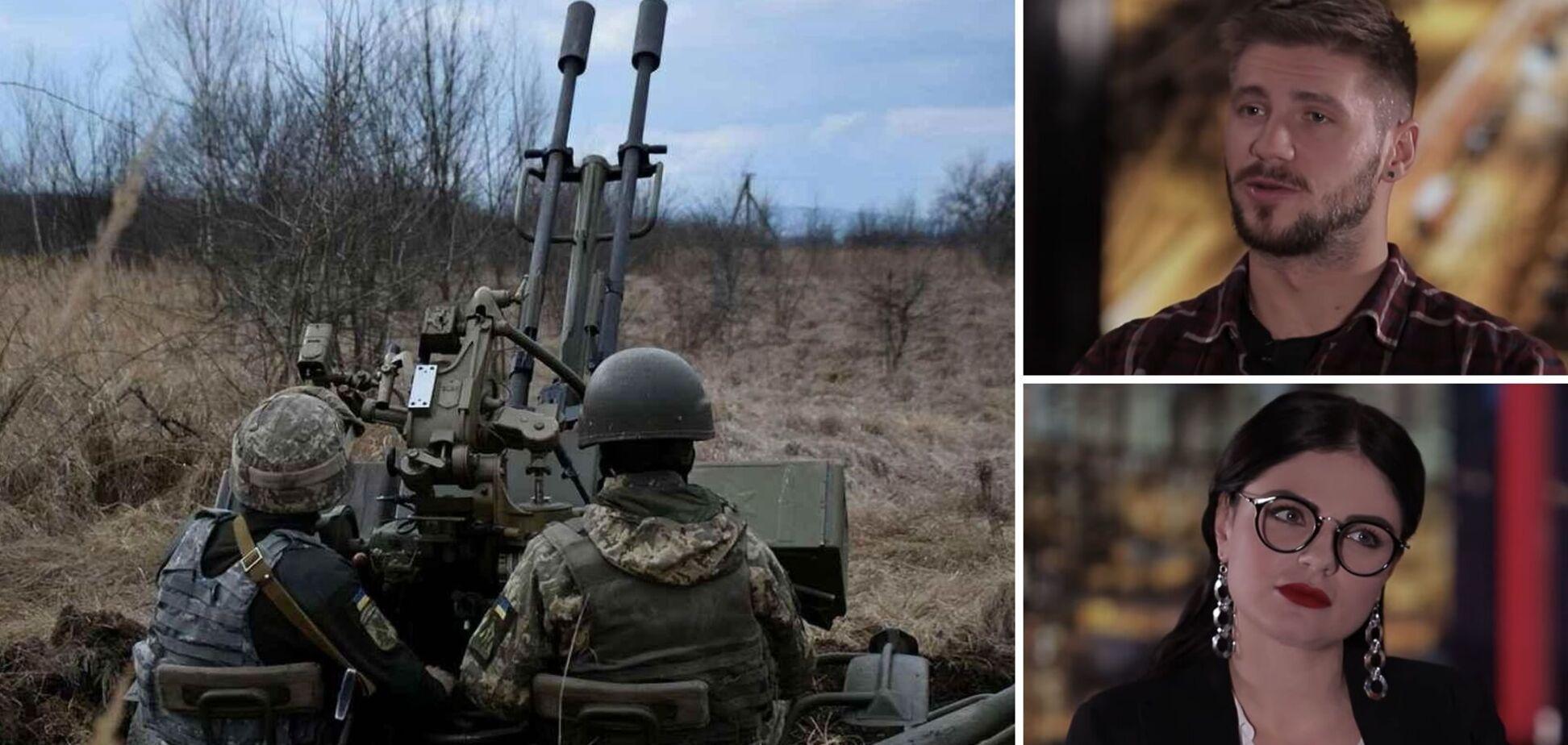 Ветеран АТО Ананьев: когда на тебя сыплются 'Грады', проблемы перестают существовать. Интервью