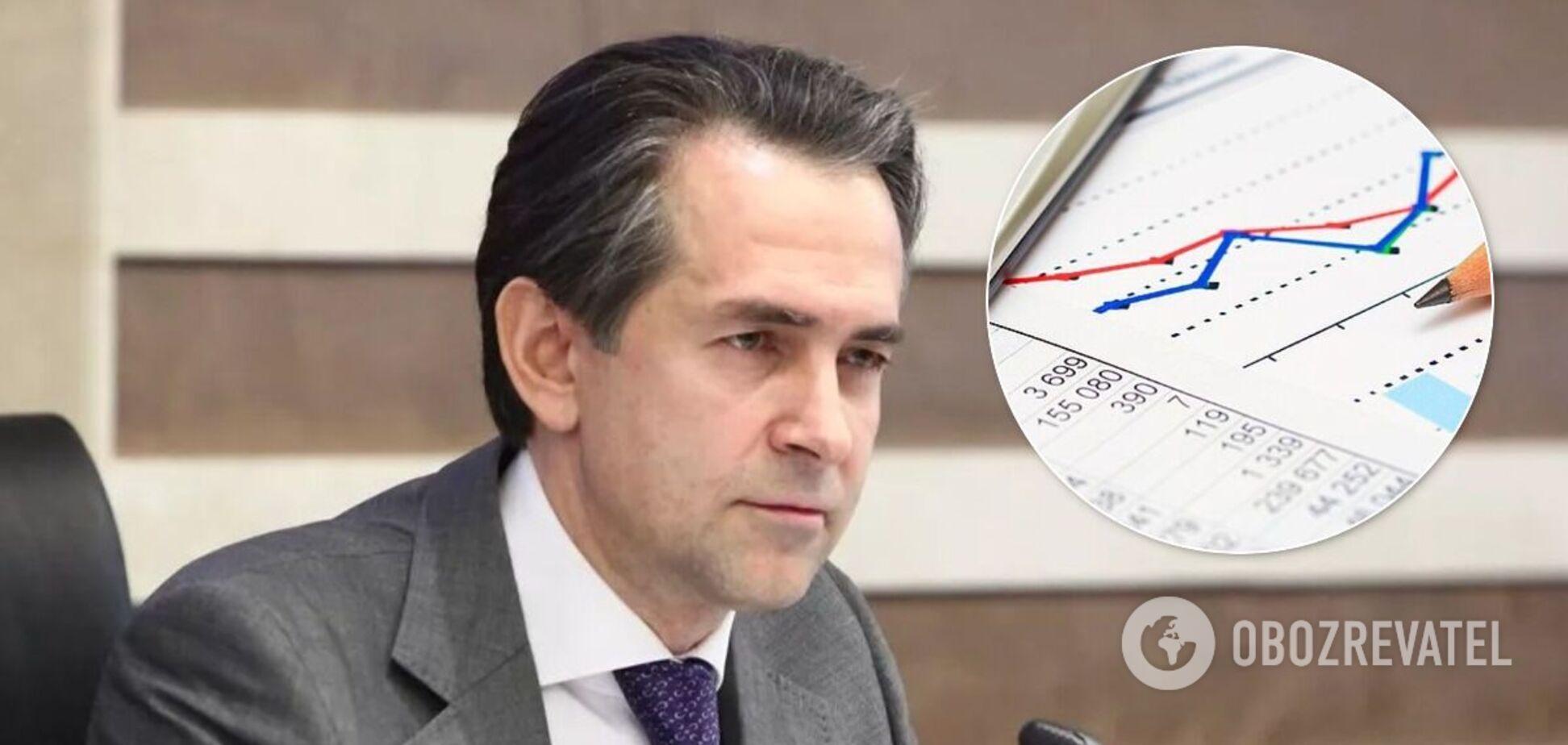 Любченко назвав суму повернення по ПДВ