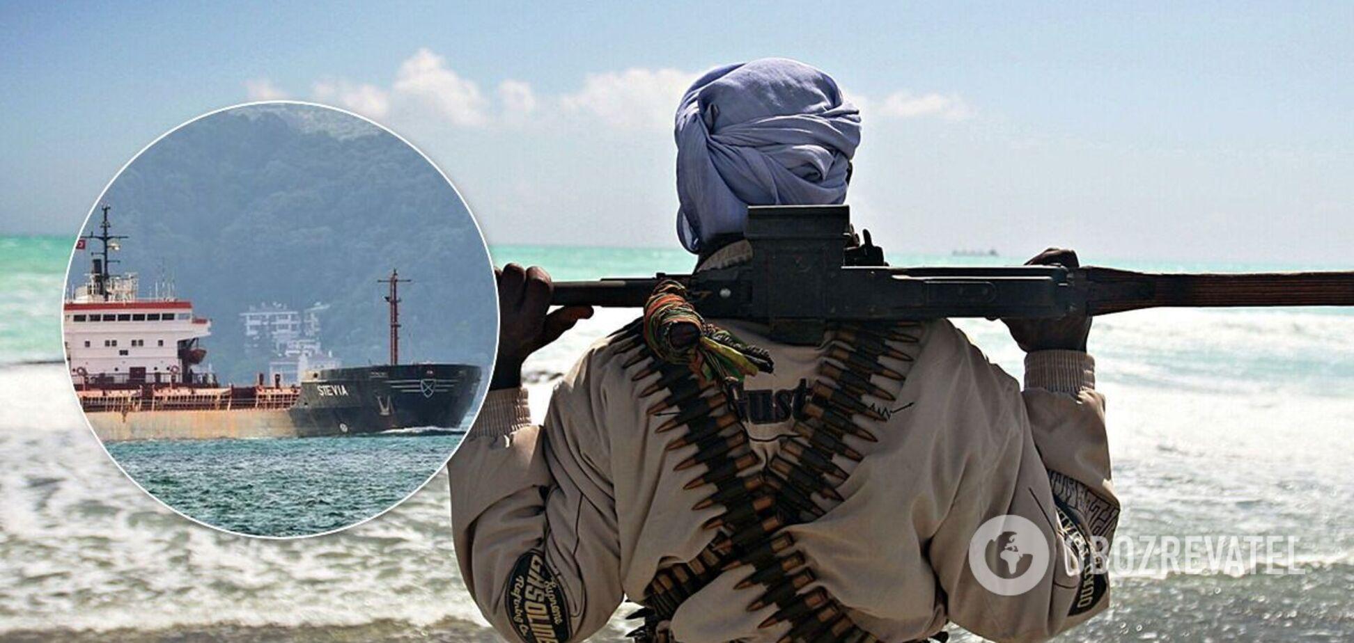Пираты захватили судно у берегов Нигерии: в плен попали 6 украинцев