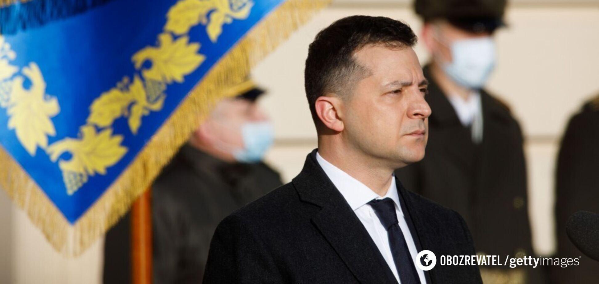 Зеленский: Россия и США должны договариваться с Украиной о мире на Донбассе