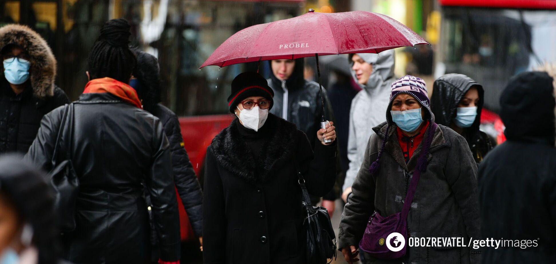 У Британії вводять повний локдаун через новий тип коронавірусу