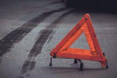 Велику ДТП на окружній Борисполя спричинила швидкість та слизька дорога