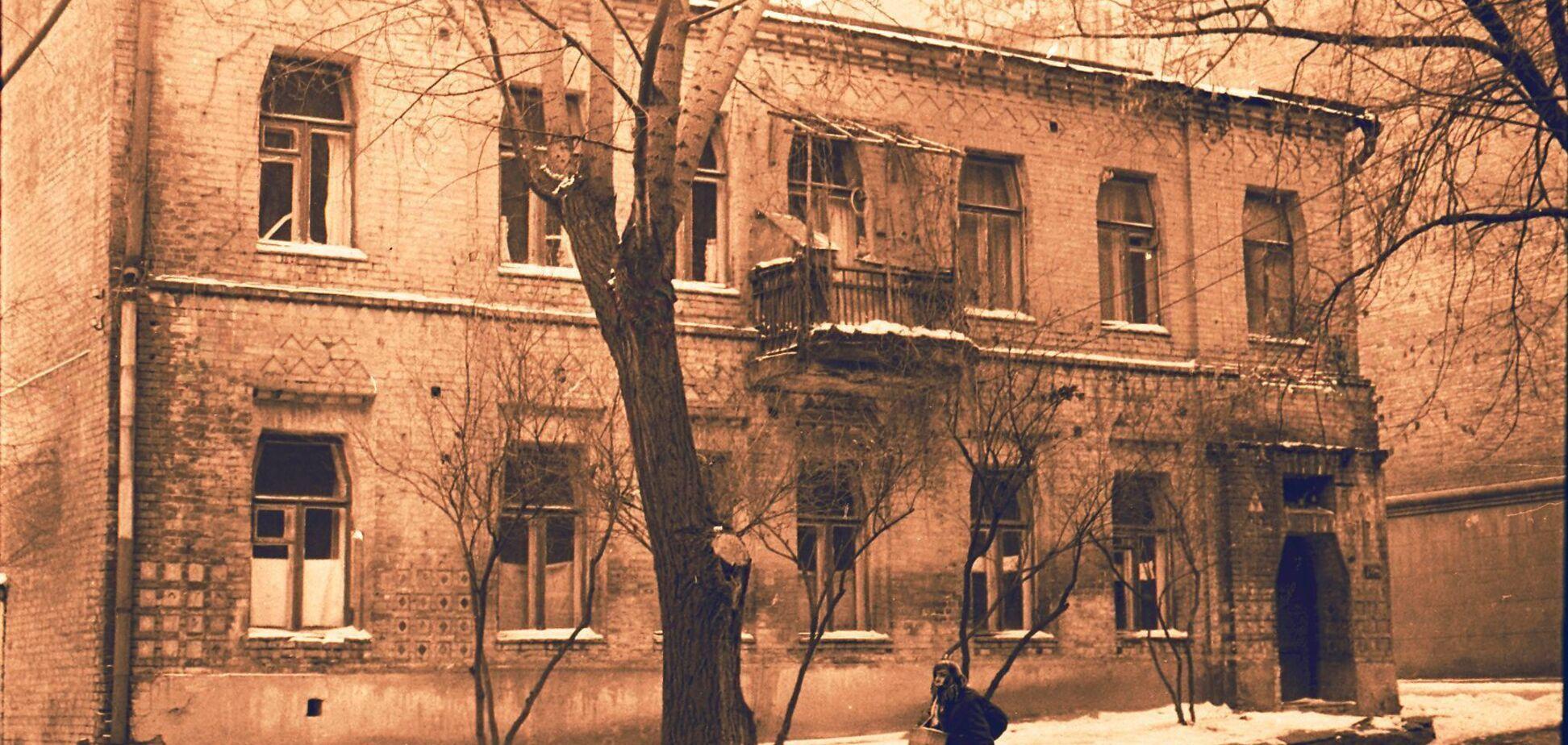 Унікальна споруда була знищена на початку 1980-х років