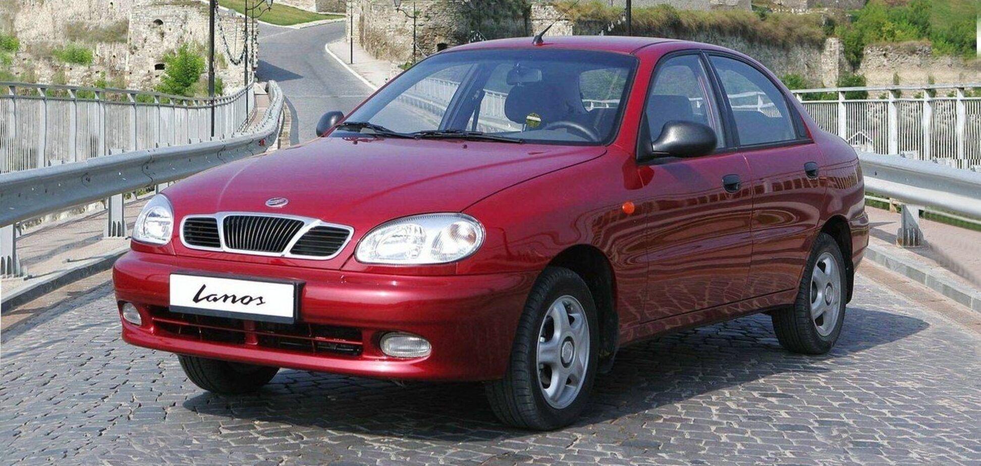 Lanos – один з улюблених автомобілів українців