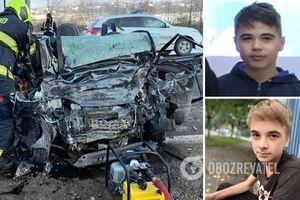 На Закарпатье в ДТП с фурой погибла семья с юными футболистами: подробности трагедии