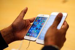 На Apple подали в суд из-за замедления старых смартфонов