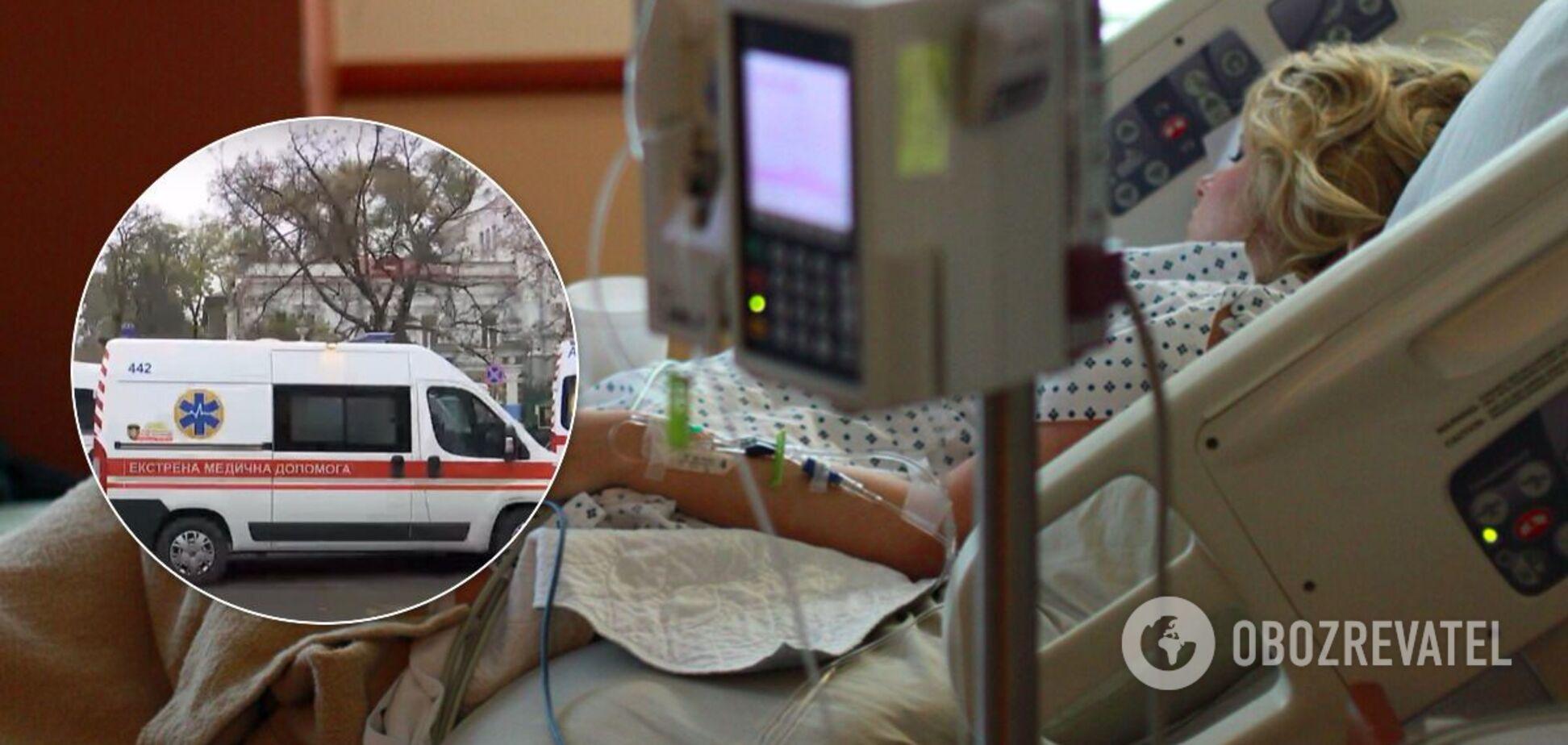 В одесской больнице сложилась критическая ситуация из-за нехватки кислорода