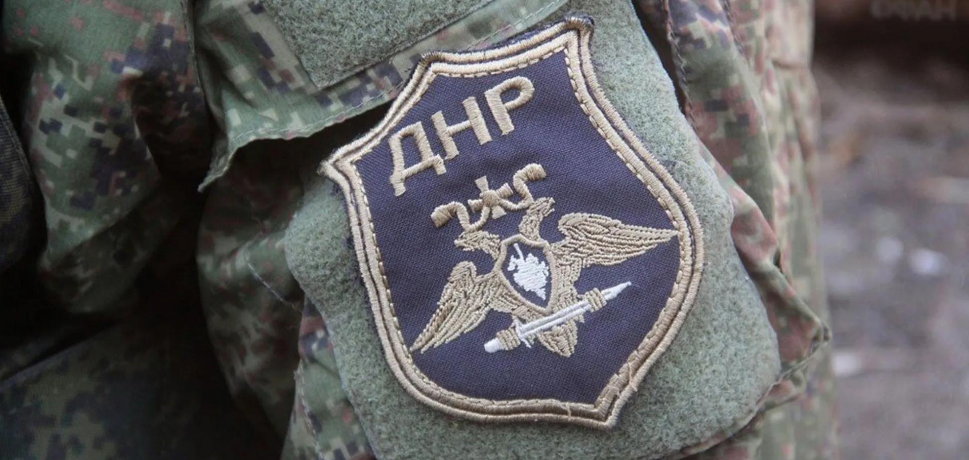 Терористи на Донбасі запланували призов місцевого населення
