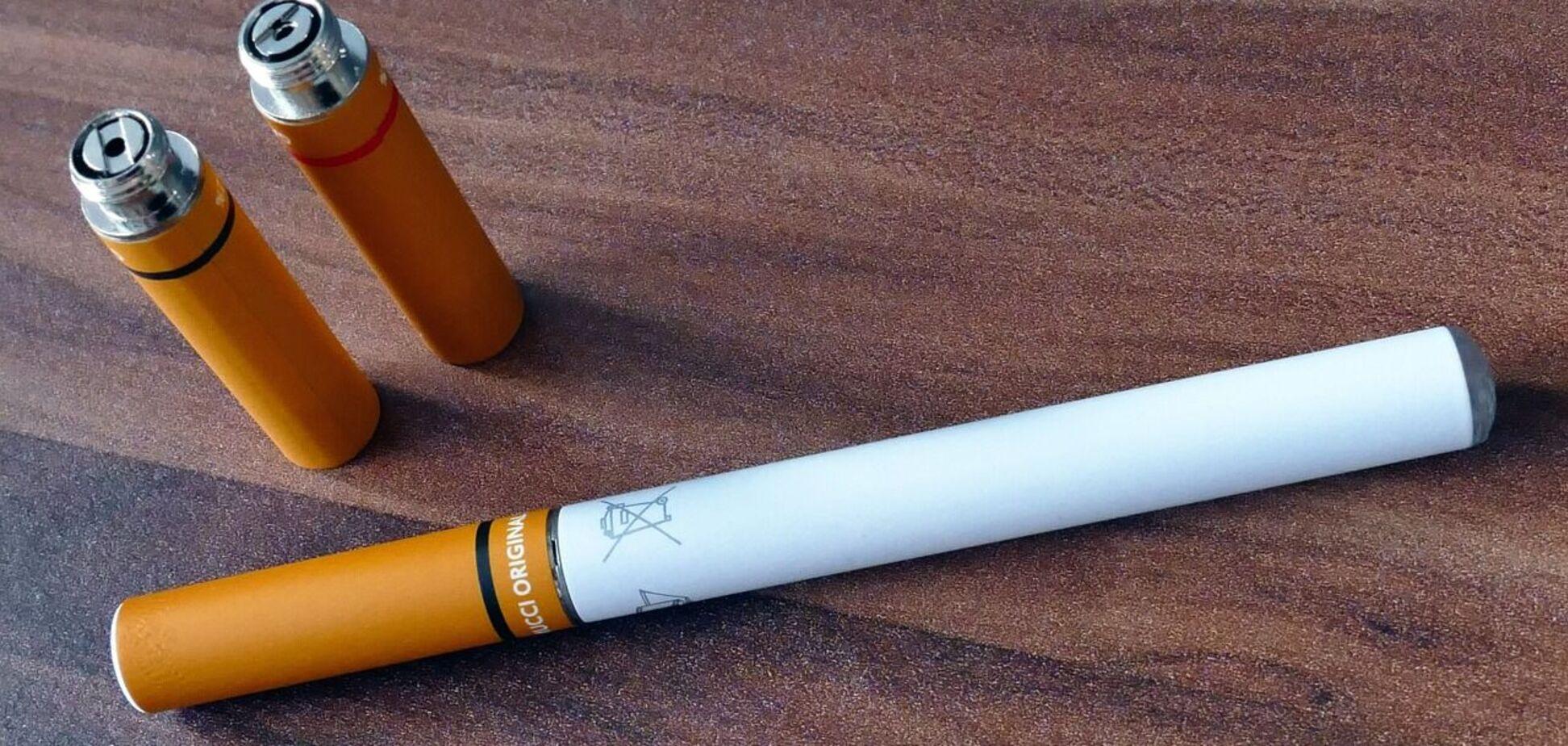 Электронные сигареты будут продавать по-новому