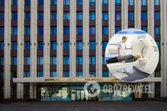 ОГА в Днепре закажет томограф у фирмы, подозреваемой в кражах