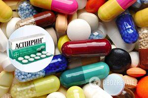 Врач высказался об использовании аспирина и спреев для горла при лечении COVID-19