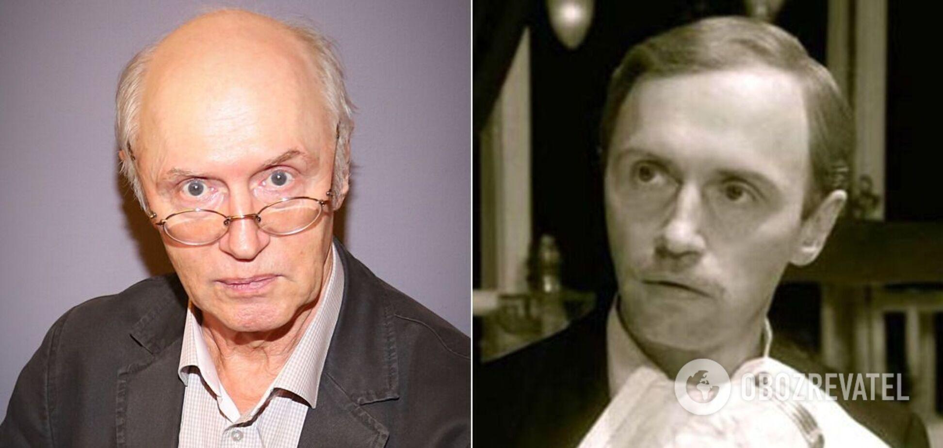 Актер Борис Плотников умер от коронавируса