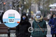 В Україні 40% громадян не готові вакцинуватися проти COVID-19 – опитування