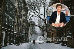 Діденко спрогнозувала ранню зиму