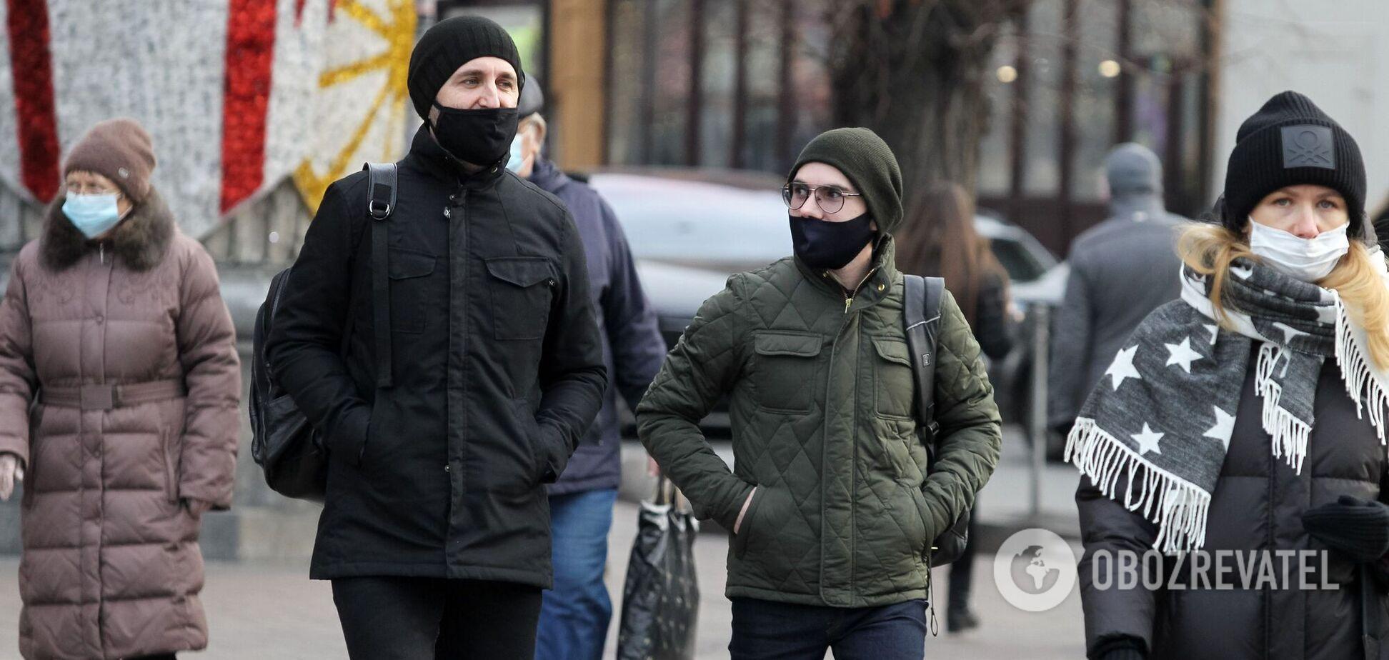 Українці підтримали введення локдауну на новорічні свята – опитування