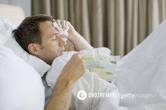 Хворий на коронавірус