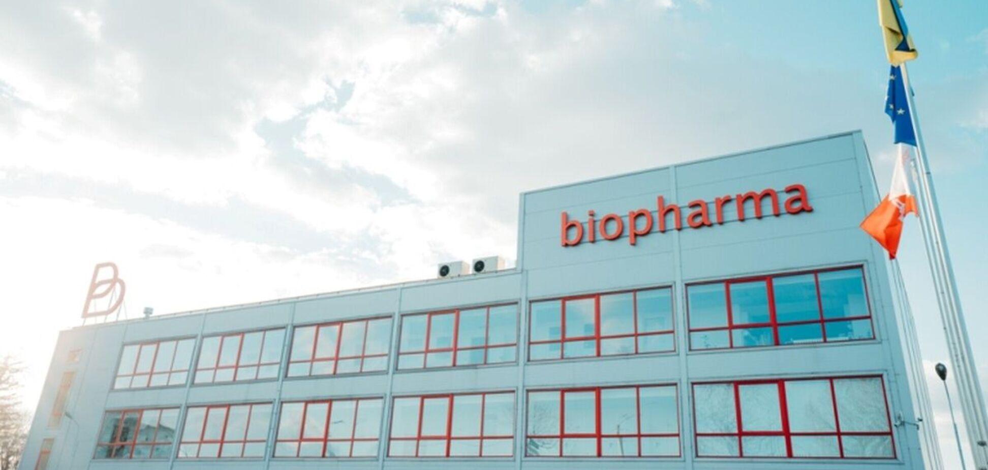Біофарма на першій сторінці плазмового Форбс