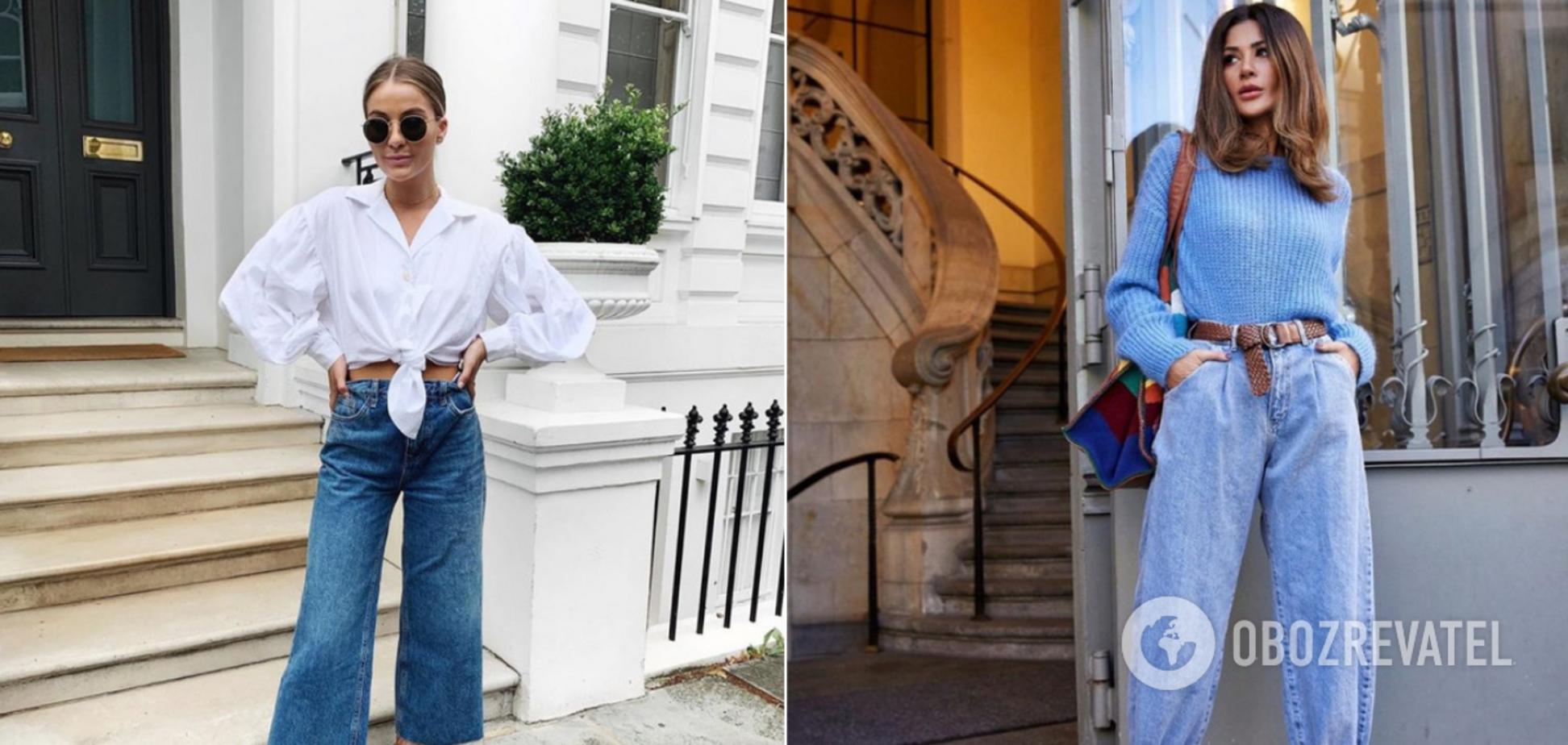 Модні джинси 2021 року