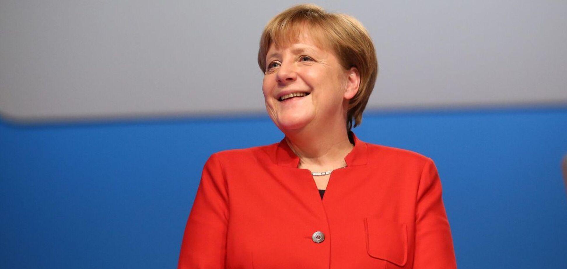 Ангела Меркель - фото