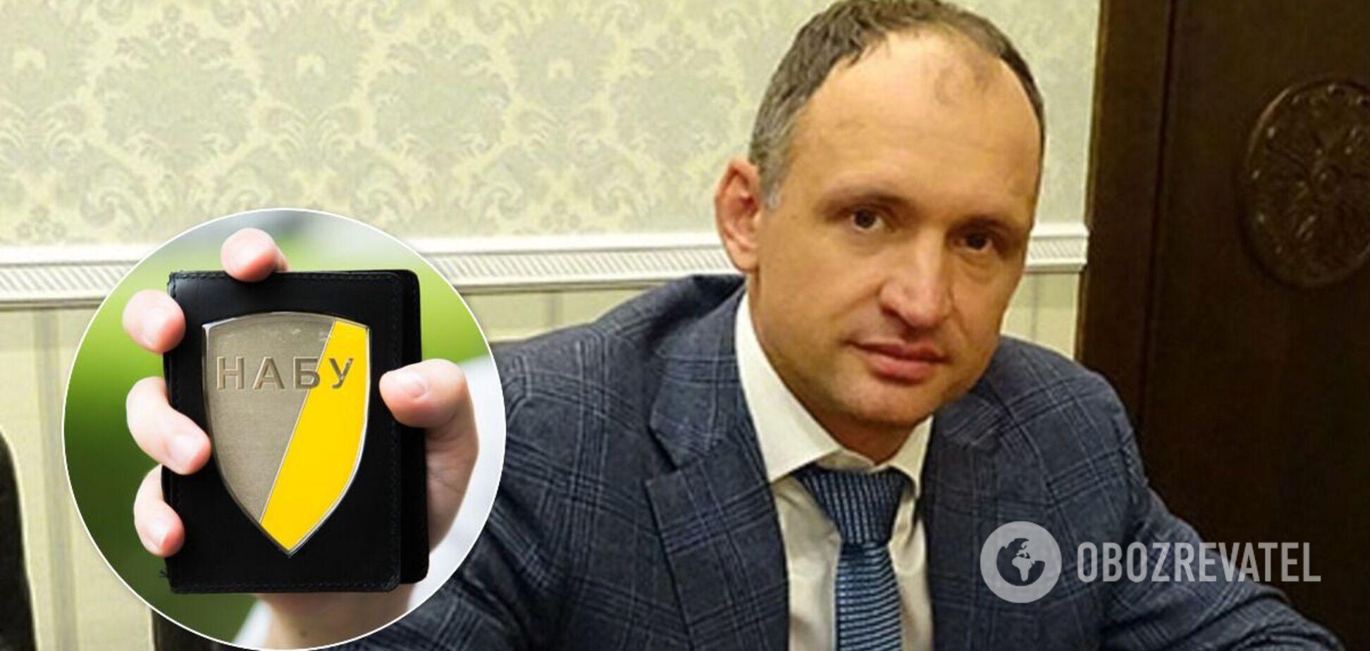 Детективы НАБУ готовили задержание Татарова