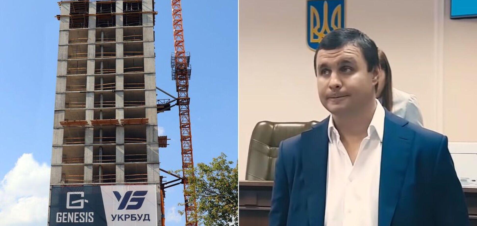Екснардеп Максим Микитась