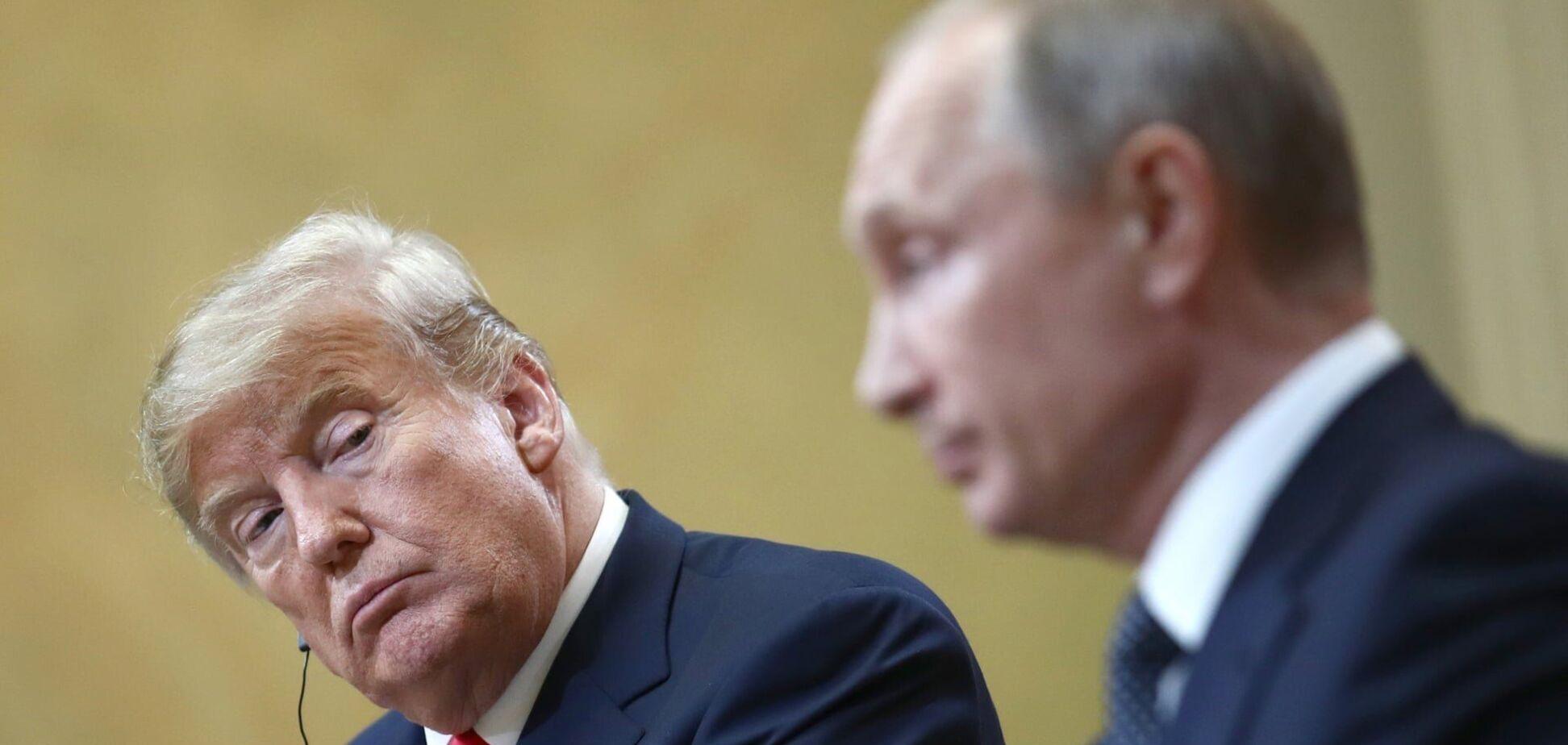 Трамп миттєво став адвокатом РФ