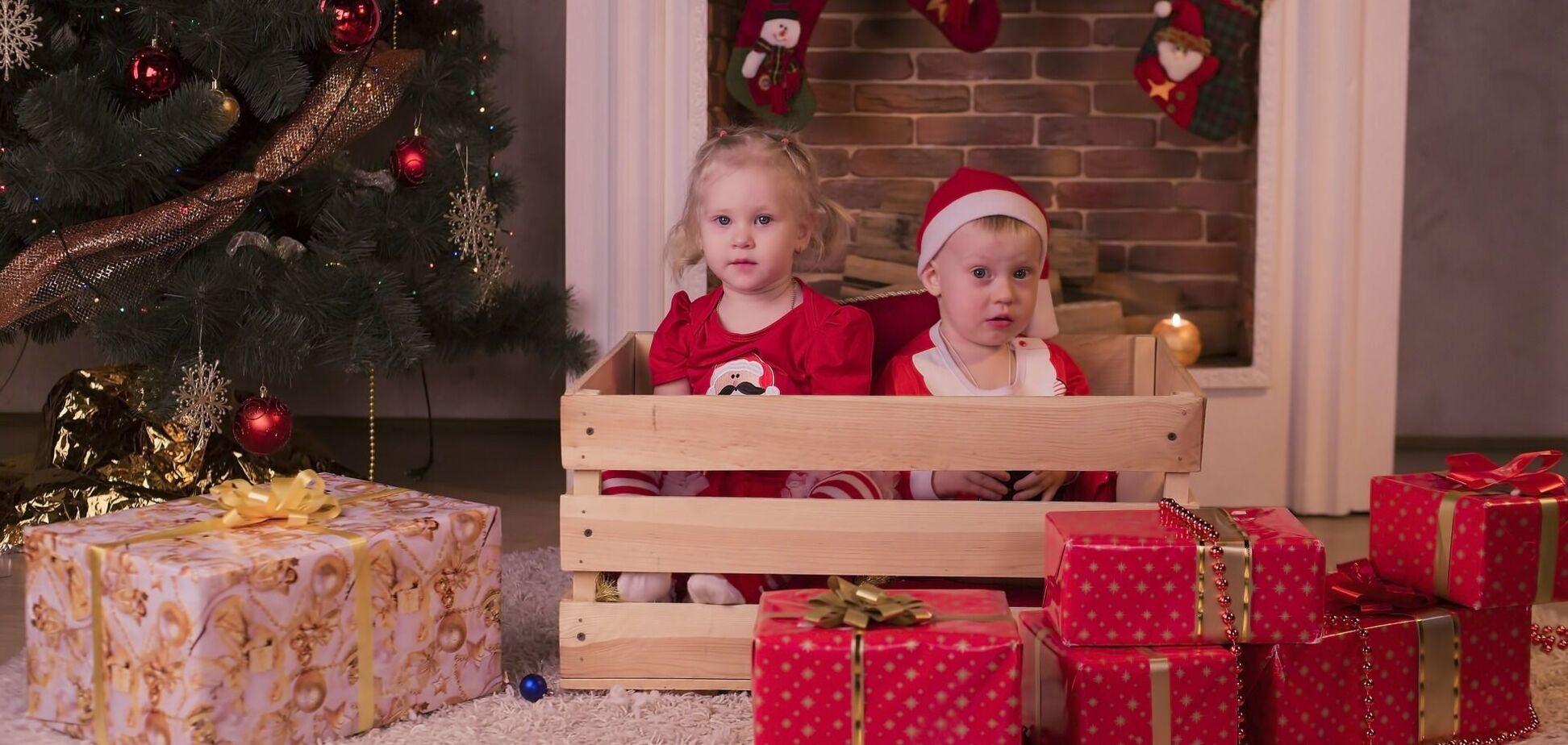Идеи для подарков детям на Новый год