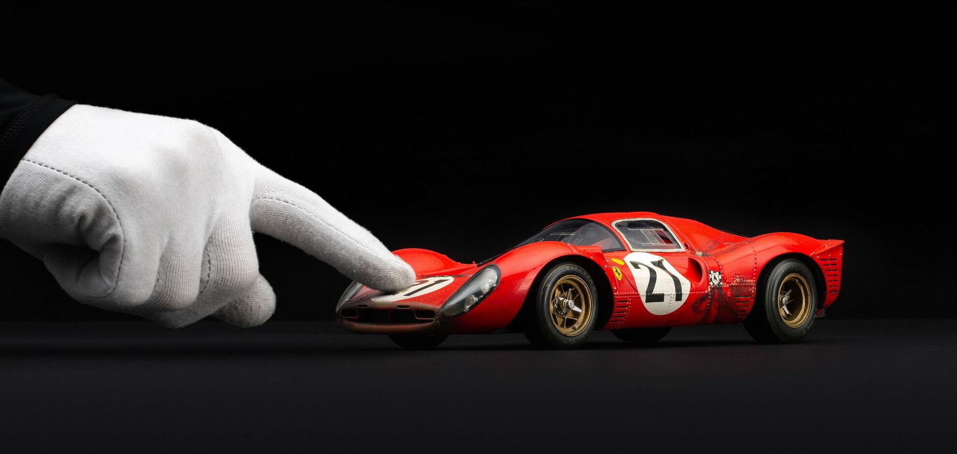 Культовий ле-манівський Ferrari оцінили у $1347