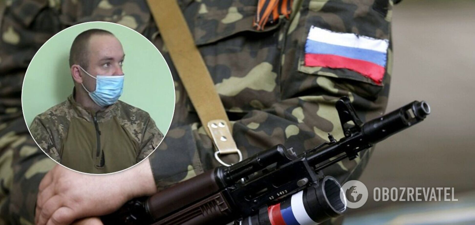 Оккупанты используют факт захвата бойца для дискредитации ВСУ