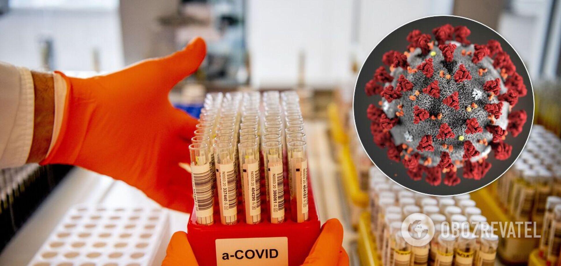 Врач сравнил мутацию коронавируса с гриппом и назвал особенность 'британского' штамма