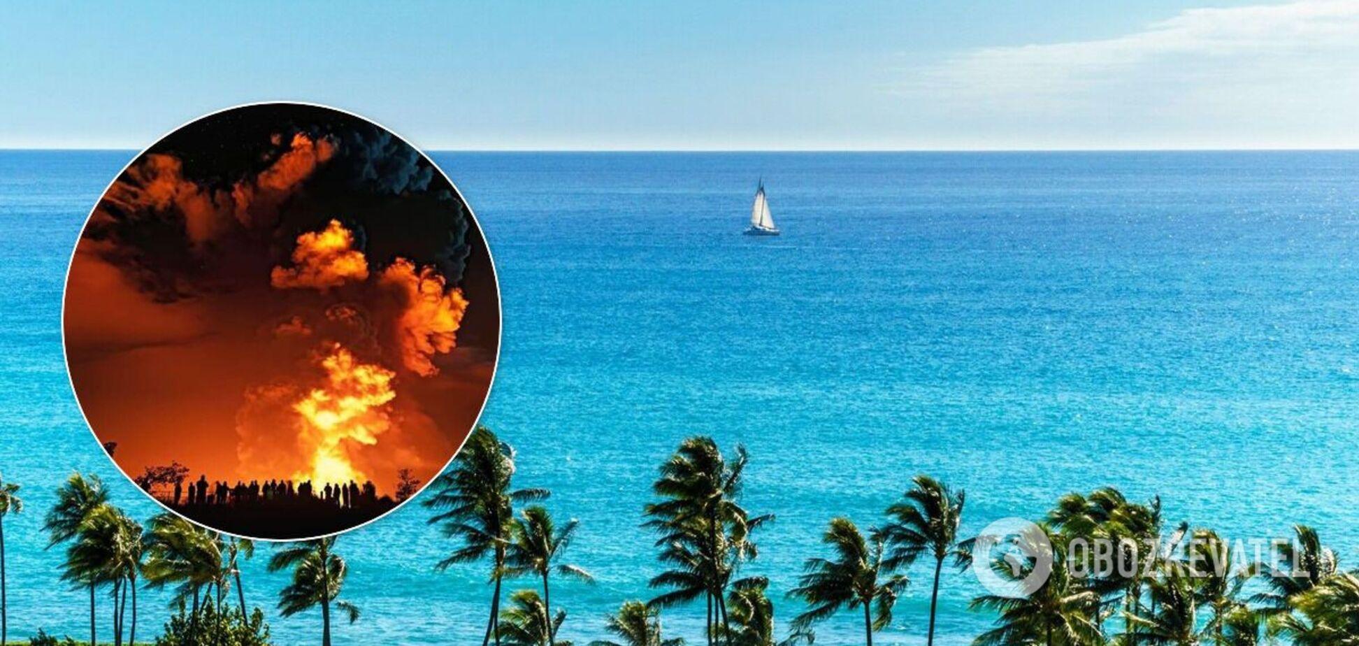 На Гавайях проснулся вулканКилауэа: объявлен красный уровень угрозы. Фото и видео